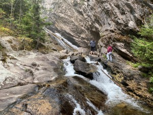 Granite Falls is a favorite place to visit & hike to the waterfall in the Kaniksu NF - OHVs are allowed here!