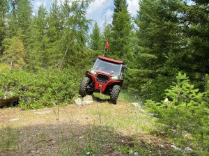 TCMRA gets a USFS permit for our annual ride on Twin Sisters Jeep trail.