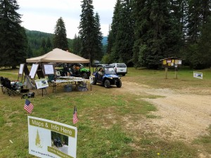 Middle Fork Calispell Creek OHV Ambassador Event & Ride