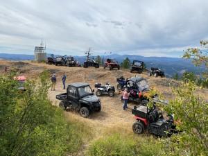 Quartz Mountain summit
