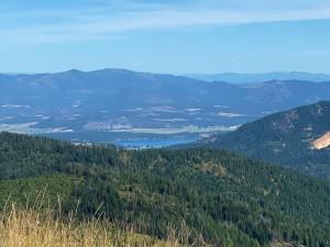 View of Waitt's Lake